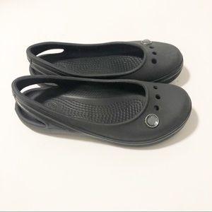 Crocs Girls Jewled Slingback